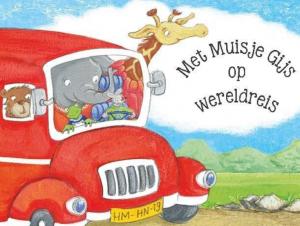 Prentenboek 'Met muisje Gijs op wereldreis'